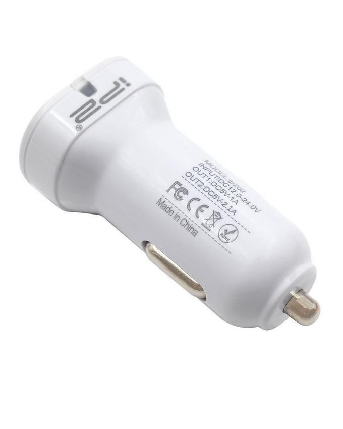 IP2-IP202-Car-Charger---White