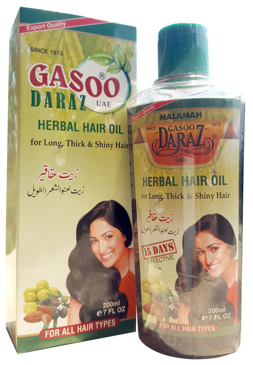 Gasoo-Daraz-Herbal-Oil-200-ML
