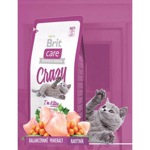 Brit-Care-Crazy-Kitten-Food-400g