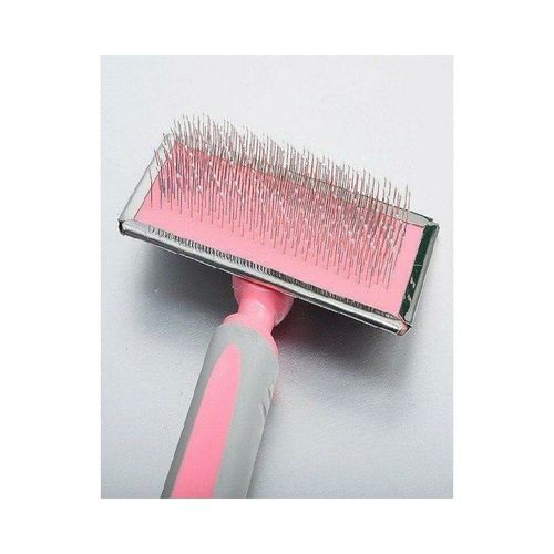 Brush-Grooming-Slicker-for-Cat-Dog-Large-pink