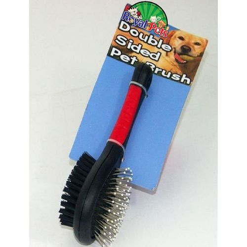 Double-Sided-Dog-Grooming-Brush