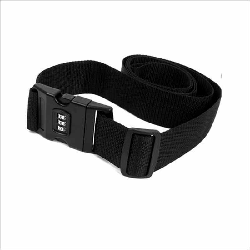 Luggage-Securing-Belt-for-Suitcase-Bags-Black