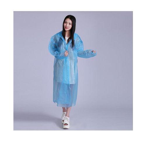 Raincoat-Camping-Hoodie-Blue