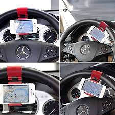 Car-Steering-Wheel-Mobile-Holder-Multicolor