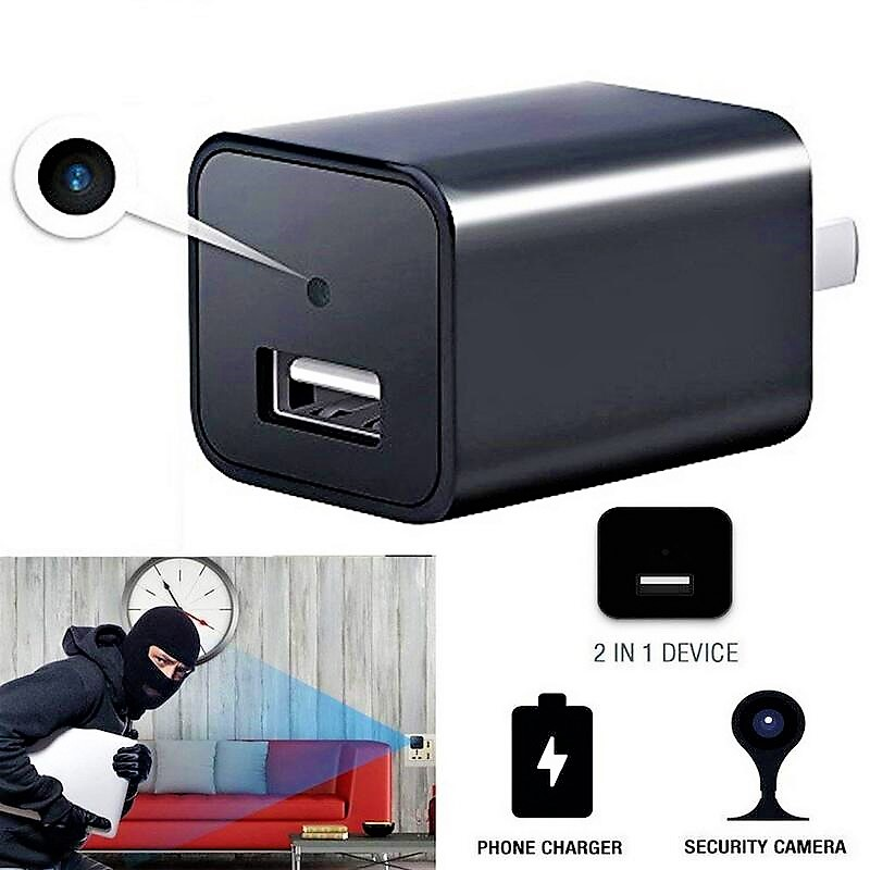 Security-Camera-Charger-HD-Gadgets-Security-Surveillance