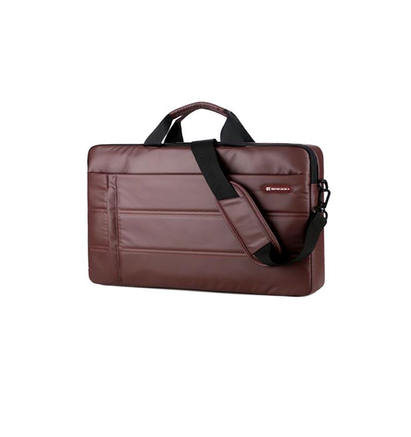 Brinch-BW-233-Waterproof-Laptop-Bag-15.6-Inch-Brown