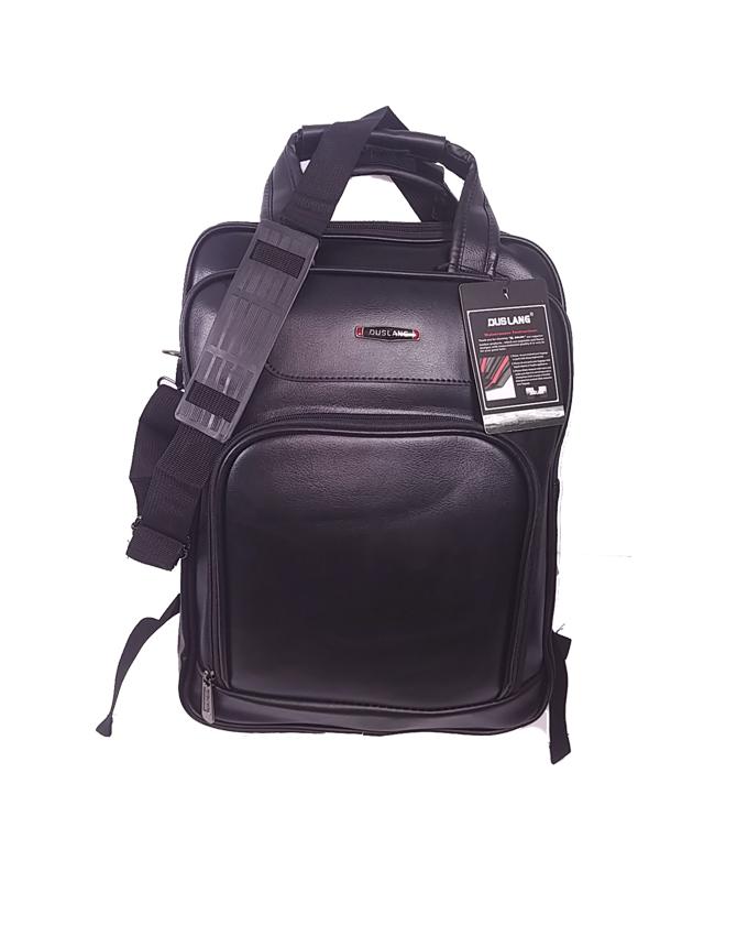 Duslang-6510-Laptop-3in1-Bag-For-14.6-Black