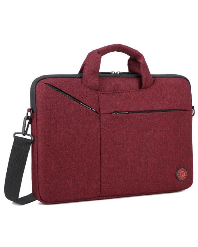 Brinch-BW-235-Laptop-Bag-15.6-Inch-Red