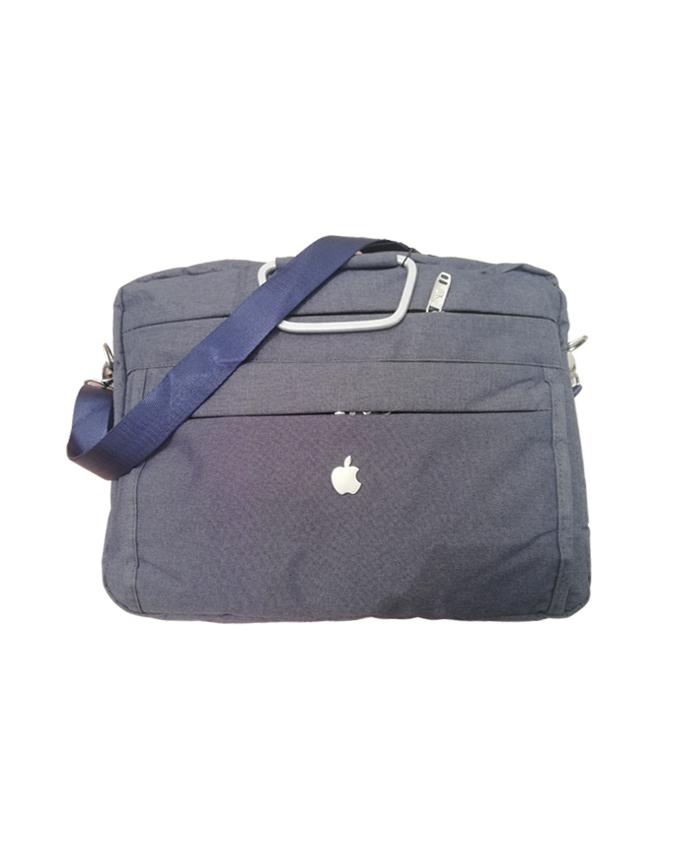 Frosted-Fabric-Macbook-Bag-15.4-Air-Pro-Retina-TouchBar-Grey