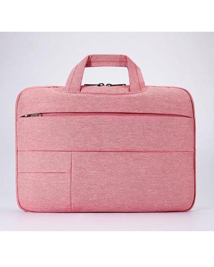 Laptop-Slim-Bag-13.3-Inch-Pink