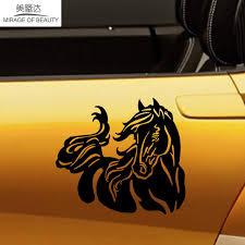 Beautiful-Horse-Pattern-Car-Body-Stickers