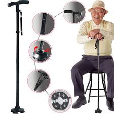 New-Folding-Walking-Stick-Cane-LED-Lightz