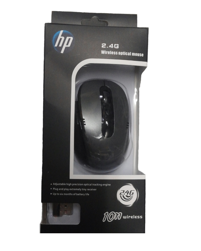 Hp-Wireless-Mouse-Optical-2.4G-7100-Grey
