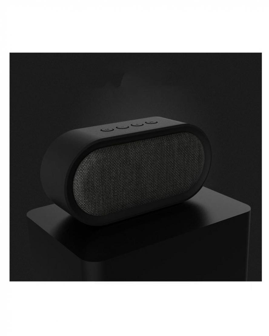 Remax-Fabric-Wireless-Bluetooth-Speaker-RB-M11-Black