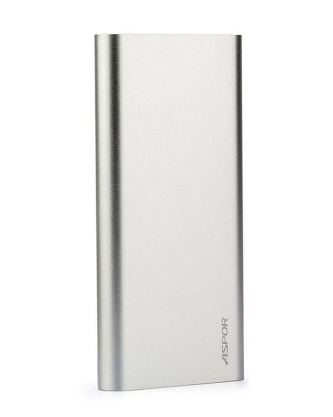 Aspor-Air-Series-Ultrathin-10000mAh-Power-Bank-A383-Silver