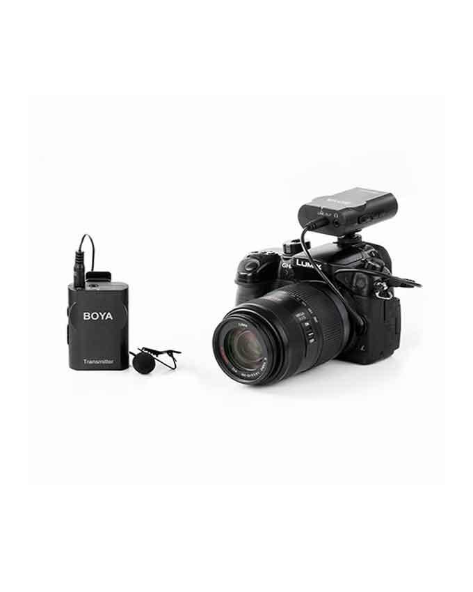 Boya-BY-WM4-Wireless-Microphone-Black