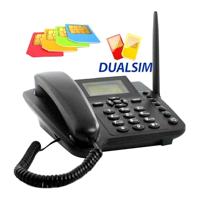 TDK-Dual-2-Sim-GSM-Landline-Wireless-Phone