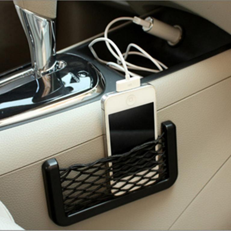 CAR-CARRYING-BAG-PHONE-HOLDER-MONEY-HOLDER-INVOICE-HOLDER-AUDI-S