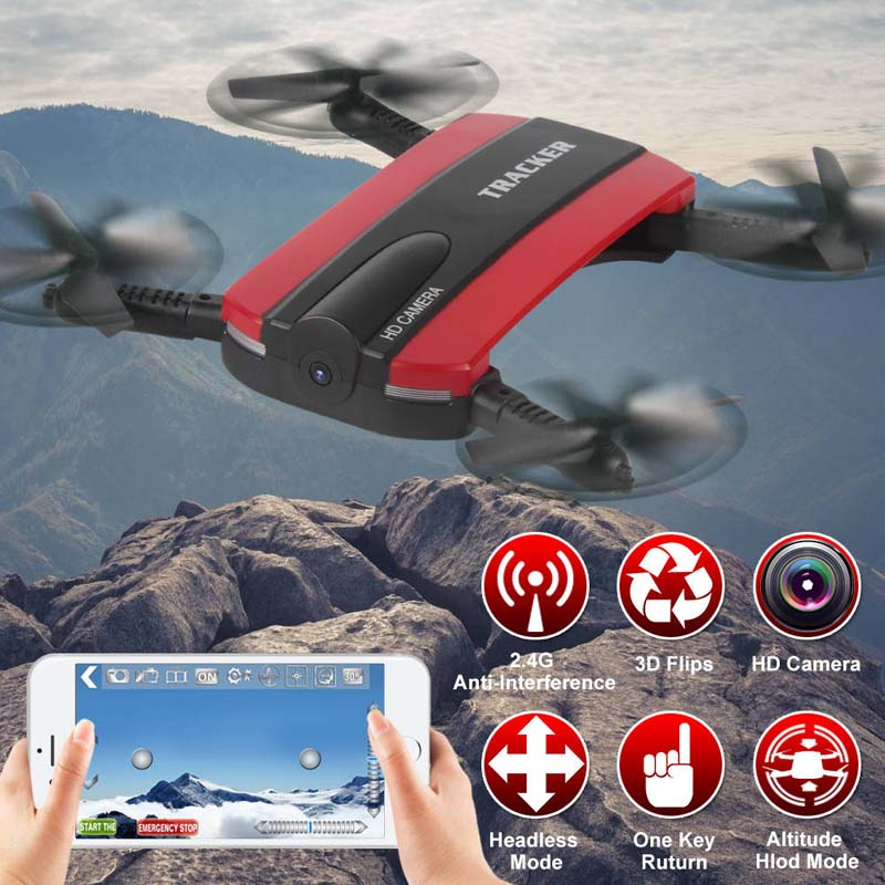 DRONE-TRACKER-CAMERA