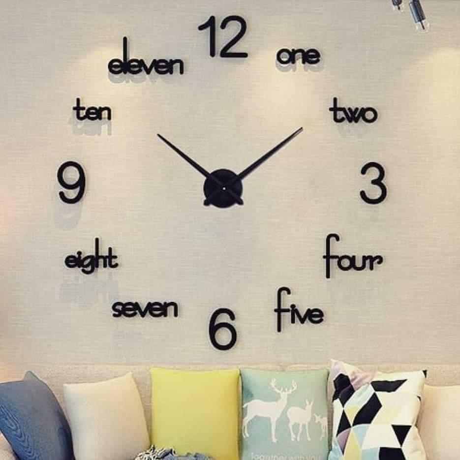 Acrylic-Wall-Clock-3D-CG-11