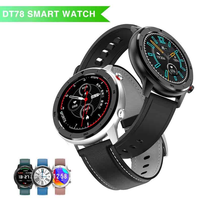 DT78-smart-watch-men-IP68-water-proof