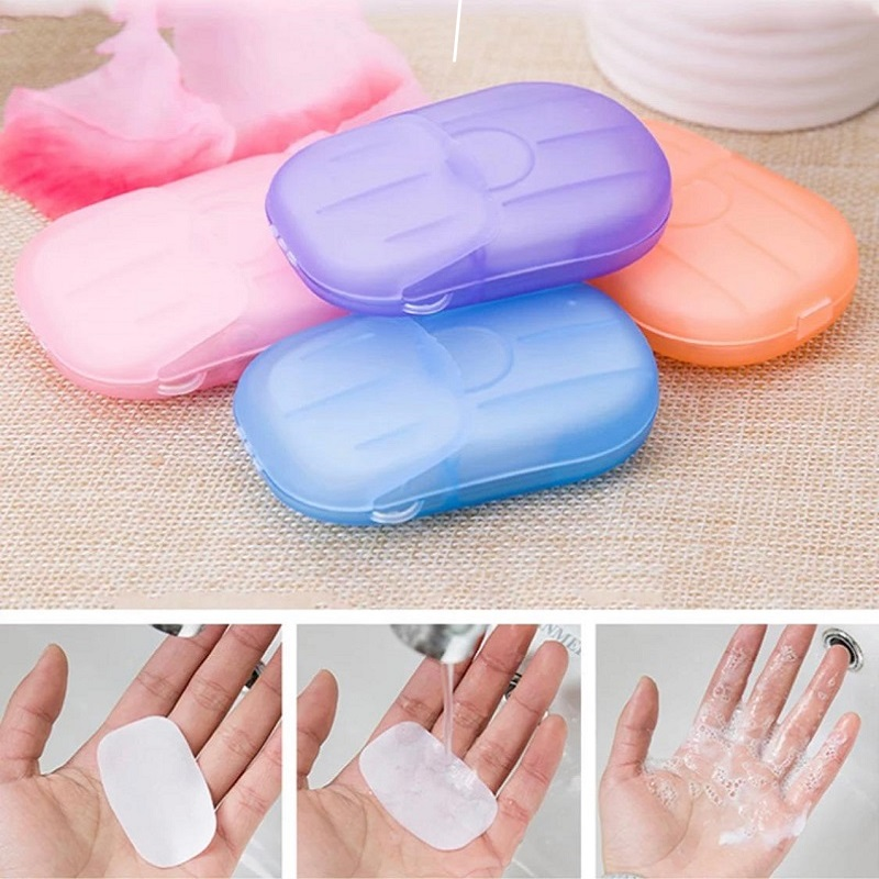 portable-hand-wash-box-soap-paper-scented-foam