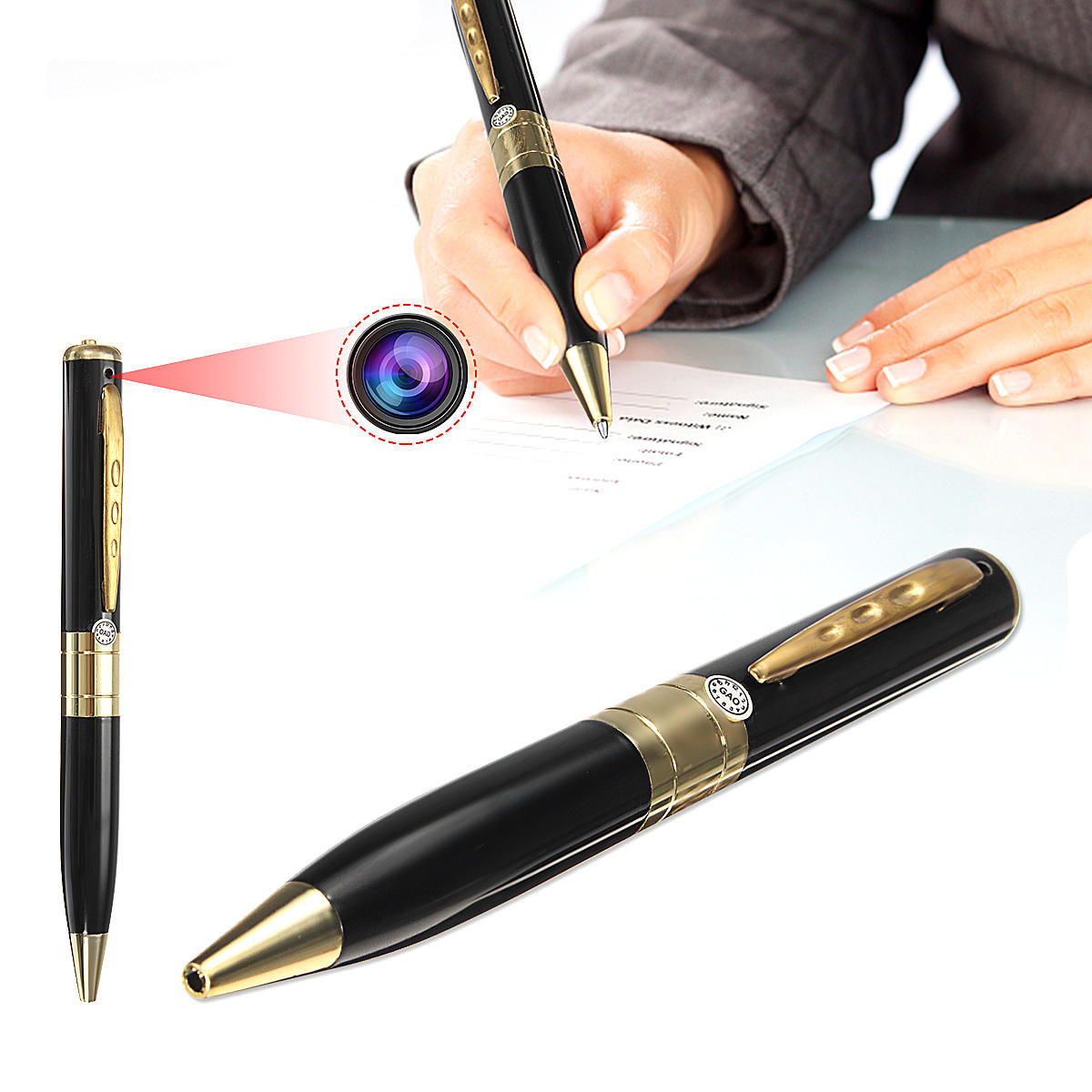 Pen-Camera-with-Video-Recoding