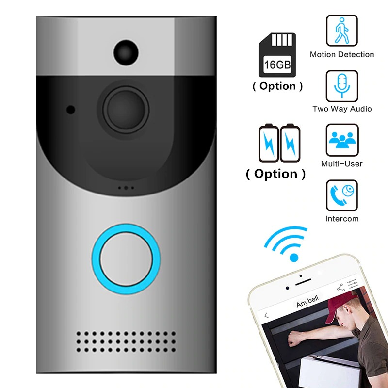 Door-bell-IP-Wireless-With-Camera-Ios-And-Android