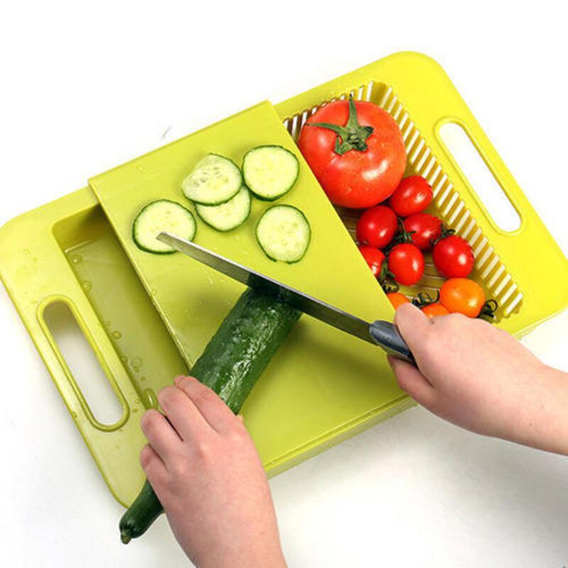 Sink-Cutting-Board-Basket-Shelf-For-Meat-Vegetable-Fruit