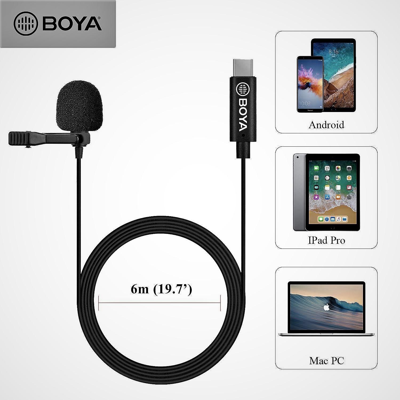 BOYA-BY-M3-USB-Type-C
