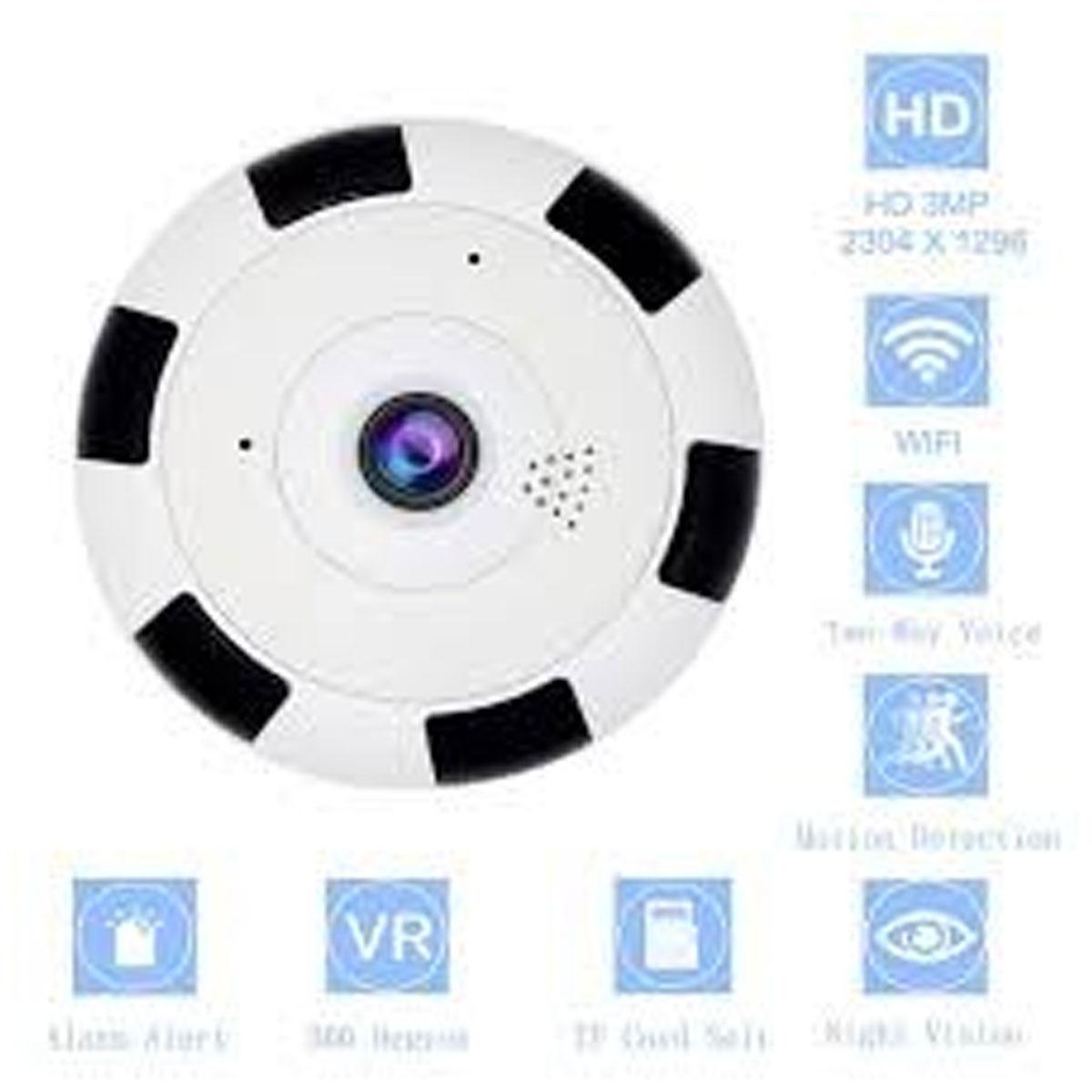 IP-Wirelss-Panoramic-Fish-Eye-Camera-V380