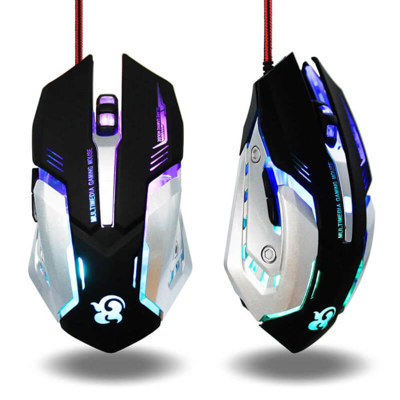 Mouse-Optical-Gaming-C25