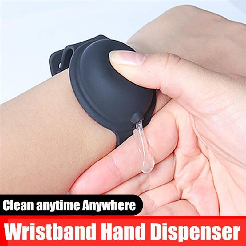 Refillable-Hand-Sanitizer-Wrist-Band