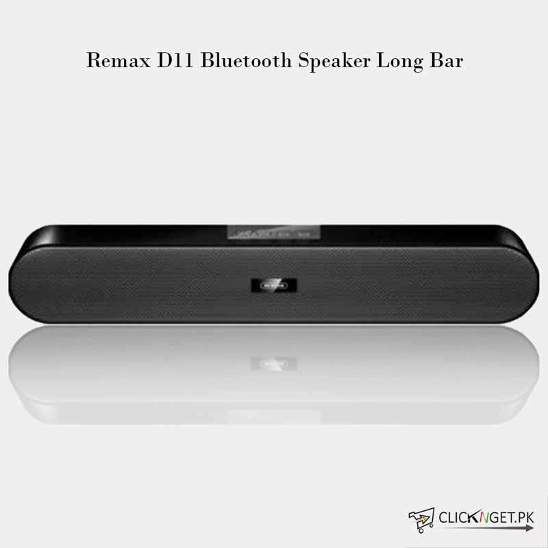 Remax-D11-Bluetooth-Speaker-Long-Bar